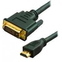 HDMI-DVI  CABLE 1.5M   BLISTER PACKING