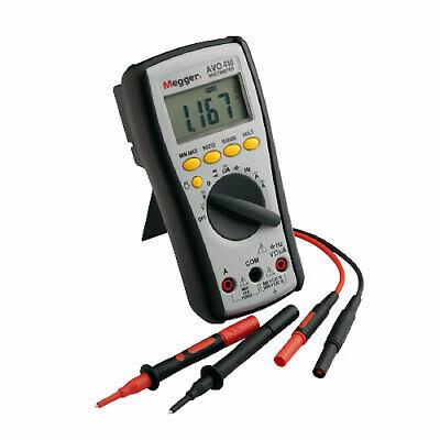 Megger Avo410-us 1001-613 Digital Multimeter True Rms Cat Iv 600 V