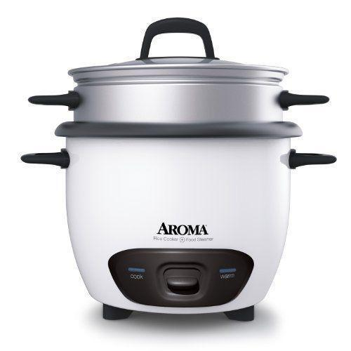 Aroma 3 Cup Rice Cooker | eBay
