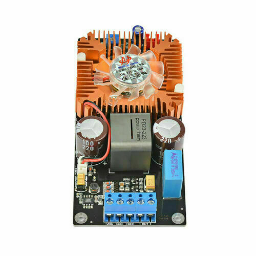 1000W IRS2092 Hifi High Power Audio Amplifier Board Mono Subwoofer Digital Amp