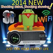 LED Projector 1080p