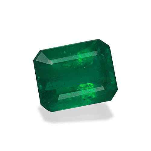 6x4 MM 0.77 CT EXCELLENT COLOR GREEN EMERALD 100% NATURAL LOOSE GEMSTONE