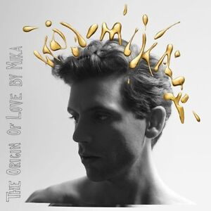 MIKA - THE ORIGIN OF LOVE [NEW CD]