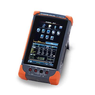 Instek Gds-307 70 Mhz 2-ch 1 Gsas Ds Oscilloscope With Temp. Meas