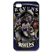 iPhone 4 Case Ravens