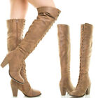 Combat Boots Casual Women's US Size 6