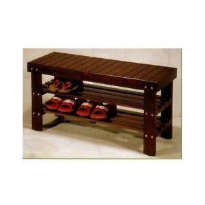 ... -Rack-Bench-Seat-Entryway-Wooden-Hallway-Bench-Closet-Organizer-Boot