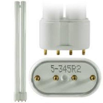 36W 36 Watt Odyssea Pondlife Turbo-Twist 12X UV Pond Clarifier Bulb 2G11 Base