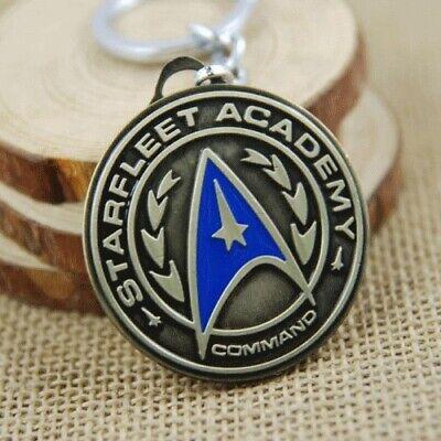 Star Keychain - Star Trek Shield Metal Keychain