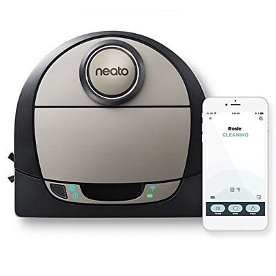 Neato Botvac D7 Wi-Fi Enabled Robotic Vacuum - New Model! 110-240v Sale!