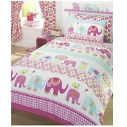 Elephant Quilt Cover