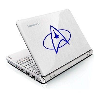 Star Trek Starfleet Insignia Stoßstange/Telefon/Laptop Aufkleber (As11006)