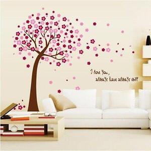 Tree Sticker Wall Decor tree wall decal | ebay