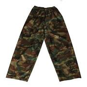 Camouflage Waterproof Trousers