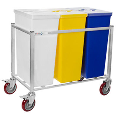 Value Series Ib3binblu Blue Replacement Ingredient Bin