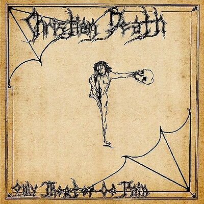 Christian Death   Only Theatre Of Pain  New Vinyl  Reissue