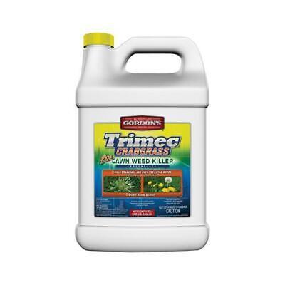Gordons Trimec Plus Crabgrass Lawn Weed Killer, 1-Gal.