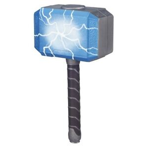 Thor-Marvel-The-Dark-World-Battle-Hammer-New