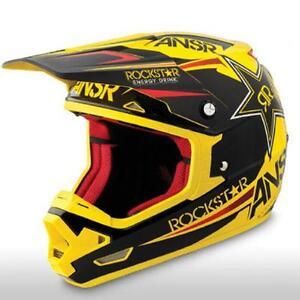Motocross Stickers EBay - Motorcycle helmet designs stickers
