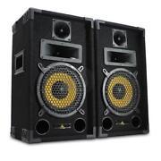 600 Watt Speakers