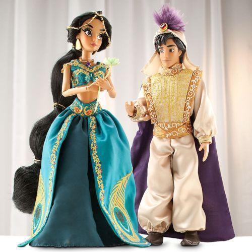 Disney Designer Doll Jasmine Ebay