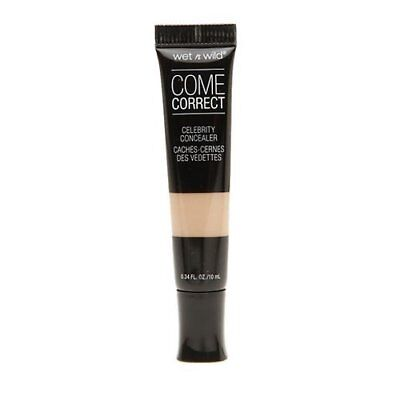 Wet n Wild Come Correct Celebrity Concealer - Medium Golden