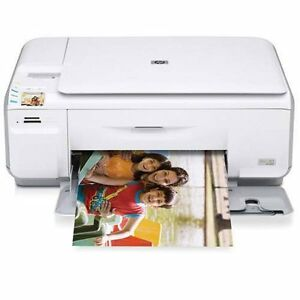 HP Photosmart C4450 All-in-One Inkjet Printer