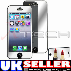 MIRROR-Reflective-Screen-Protector-Guard-for-Apple-iPhone-5s-5c-5