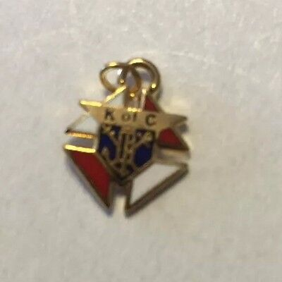 Knights of Columbus Order Charm