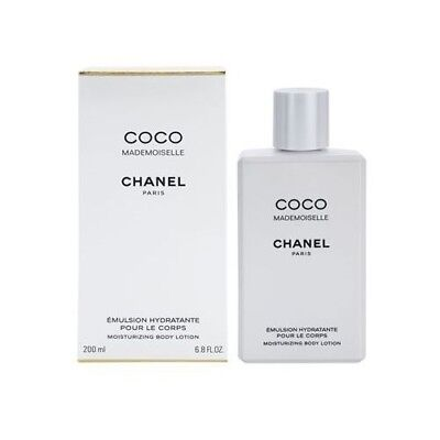 Chanel COCO MADEMOISELLE Moisturizing Perfumed Body Lotion 6.8oz / 200ml NIB