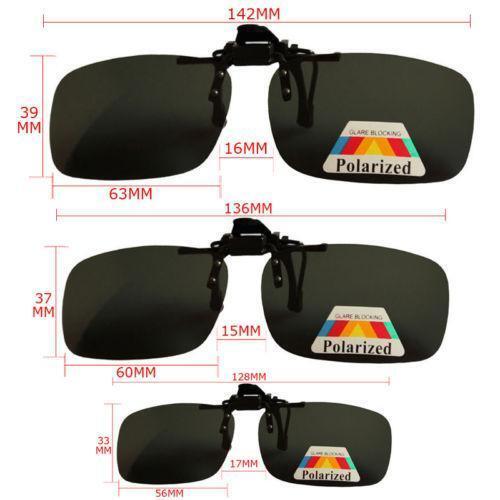 ab74ef62993 Clip on Sunglasses
