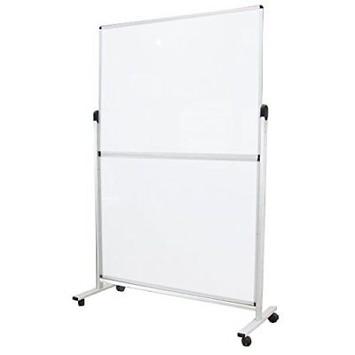 - Mobile Room Divider/Office Partition, Double-sided Magnetic Whiteboard 48
