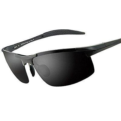 men s sports style polarized sunglasses driver