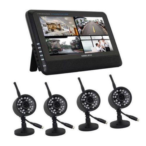Wireless Surveillance Camera Dvr Ebay
