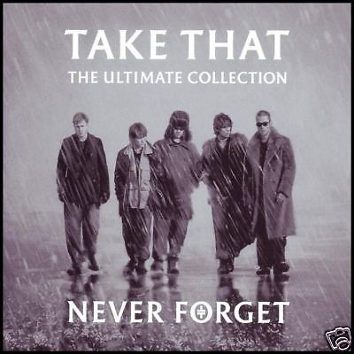 TAKE THAT - ULTIMATE COLLECTION CD ~ GREATEST HITS/BEST OF~ROBBIE WILLIAMS (Take That Best Of)