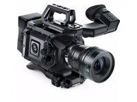 NEW - Blackmagic Design URSA Mini 4.6K EF Compact and lightweight digital film camera