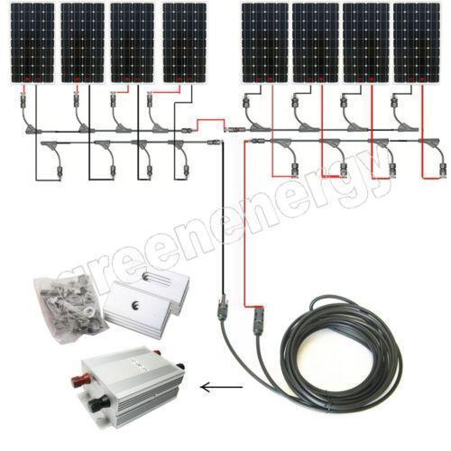 600w solar panel