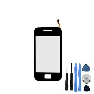 Replacement For Samsung Galaxy Ace S5830i Black Touch Screen Glass Digitizer UK