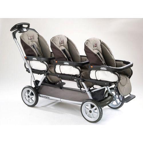 Peg Perego Triplette Stroller Ebay
