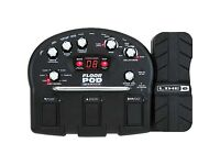 Guitar effects pedal line 6
