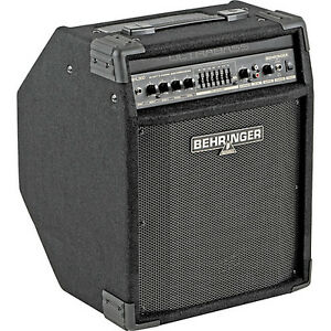 Behringer Ultrabass Bass Amp with Foot Pedal $200 obo