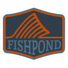 Fishpond Fishing Stickers