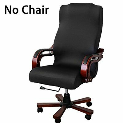 BTSKY New High Back Office Chair Covers Stretchy for Computer Chair /Desk Cha...