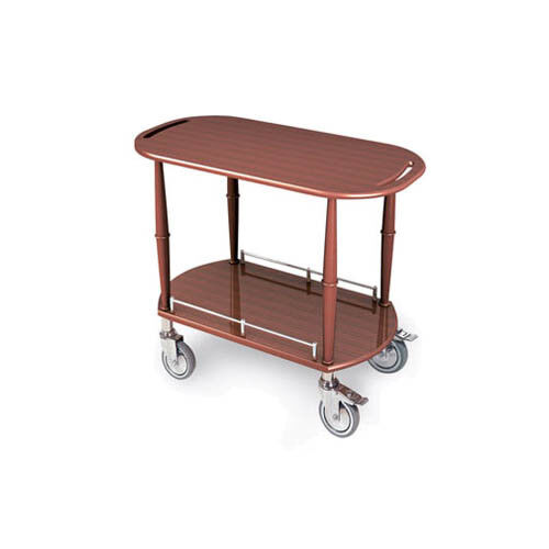 "Lakeside 70524 17-3/4""dx35-1/2""wx32-1/4""h Spice Serving Cart"