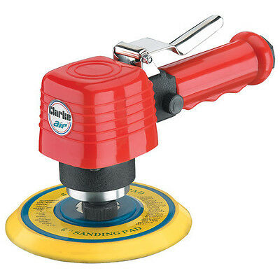 Dual Action Air Sander, Random orbital action, Clarke CAT121
