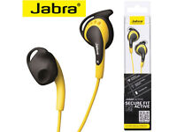 Brand New and Boxed. JABRA® ACTIVE STEREO EARPHONES / HEADPHONES. RRP £29.95 Yours For £6. 2 for £10