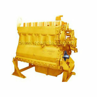Caterpillar 3306di Remanufactured Diesel Engine Extended Long Block