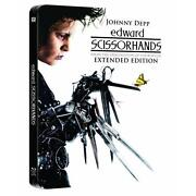 Edward Scissorhands Blu Ray
