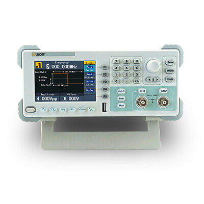 Owon Ag1012 Dual-channel Arbitrary Waveform Generator 10mhz