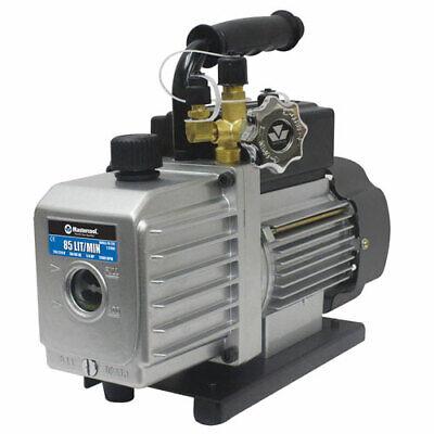 Mastercool 90063-2v-110 3 Cfm110v Vacuum Pump